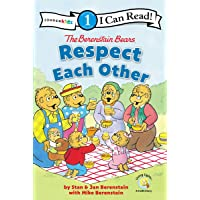 The Berenstain Bears Respect Each Other: Level 1 (I Can Read! / Berenstain Bears / Living Lights: A Faith Story)
