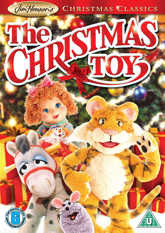 The Christmas Toy [DVD]: Amazon.co.uk: Eric Till, Jim Henson, Laura ...