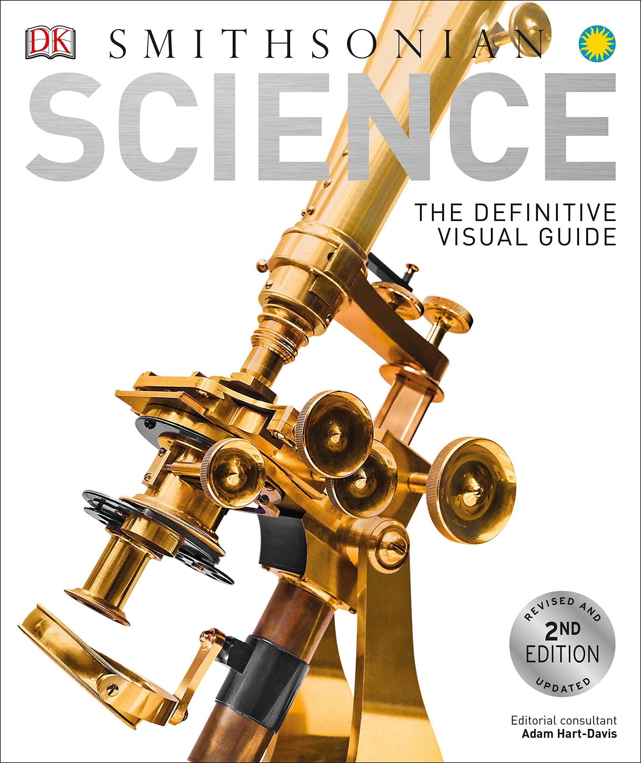 Science: The Definitive Visual Guide by DK Publishing Dorling Kindersley