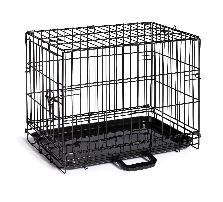 amazoncom  home onthego single door dog crate e xxsmall  - amazoncom  home onthego single door dog crate e xxsmall  petcrates  pet supplies