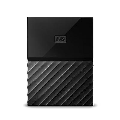 WESTERN DIGITAL USB3.0 1TB ポータブルHDD My Passport WDBYNN0010BBK-WESN 送料込2,789円