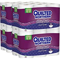 Quilted Northern Ultra Plush Toilet Paper (48 Double Rolls)