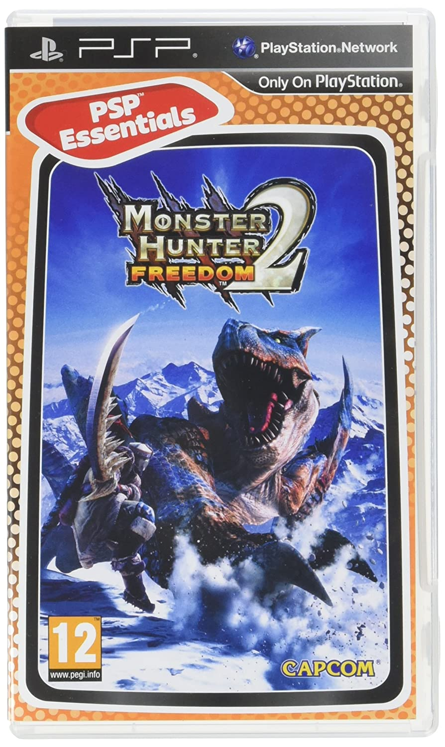 Monster hunter freedom 2 - collection essentiels ...