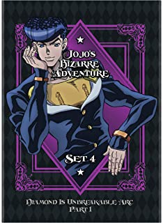 Amazon com: Jojo's Bizarre Adventure: Season 1: Kenichi