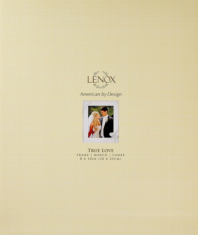 Amazon.de: Lenox True Love 8 x 10 Bilderrahmen
