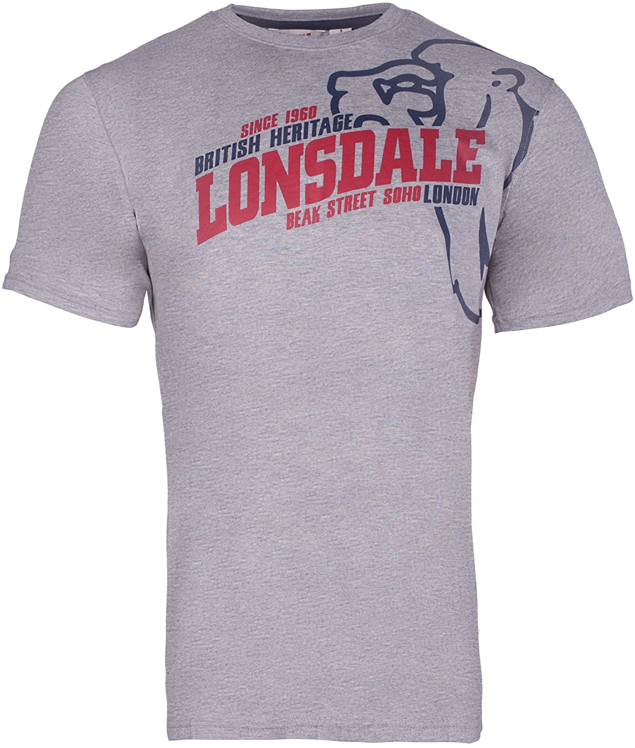 Lonsdale T-Shirt Trägerhemd Walkey, T-shirt Uomo Lonsdale London 111273