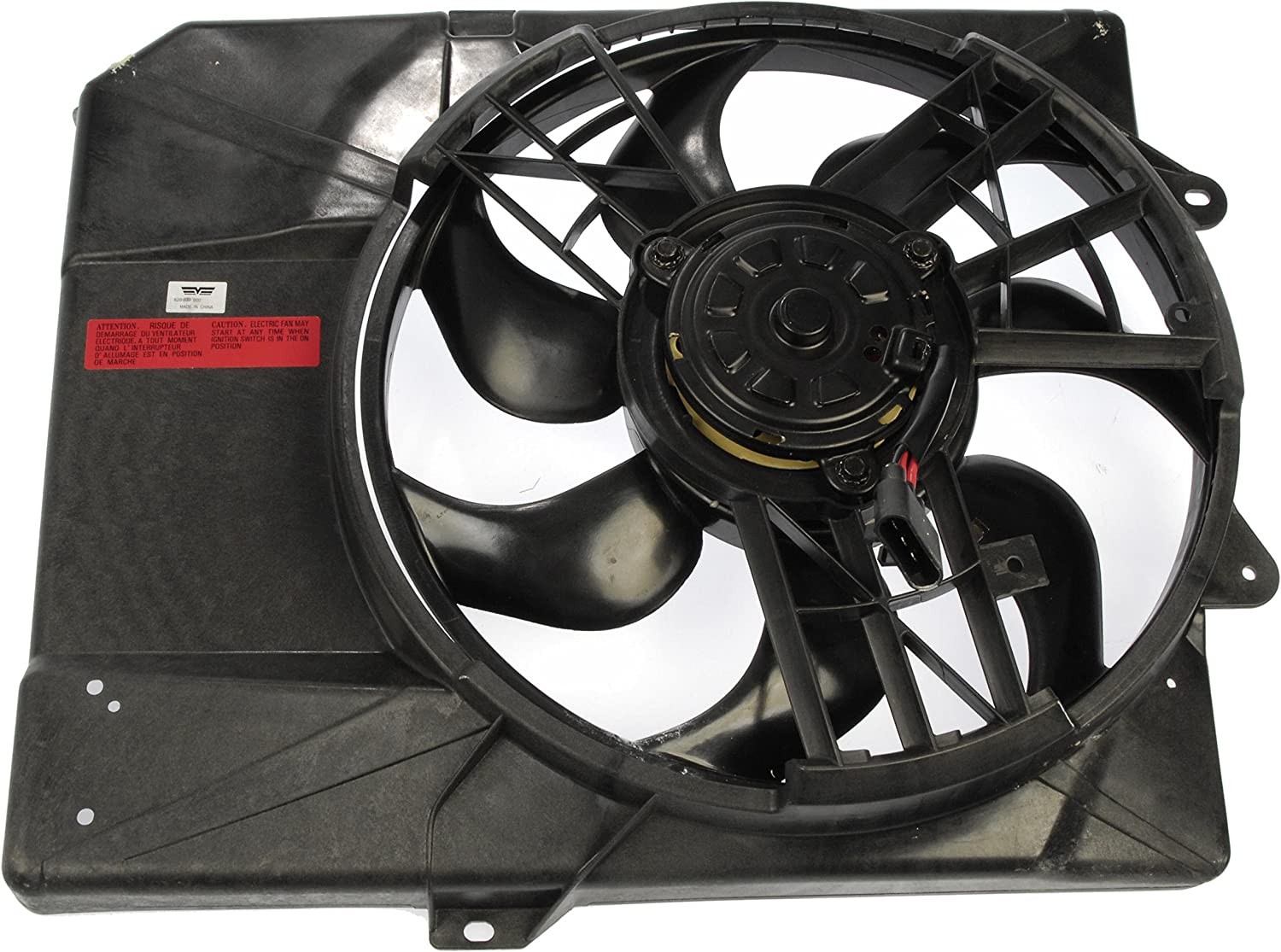 Dorman 620-115 Radiator Fan Assembly