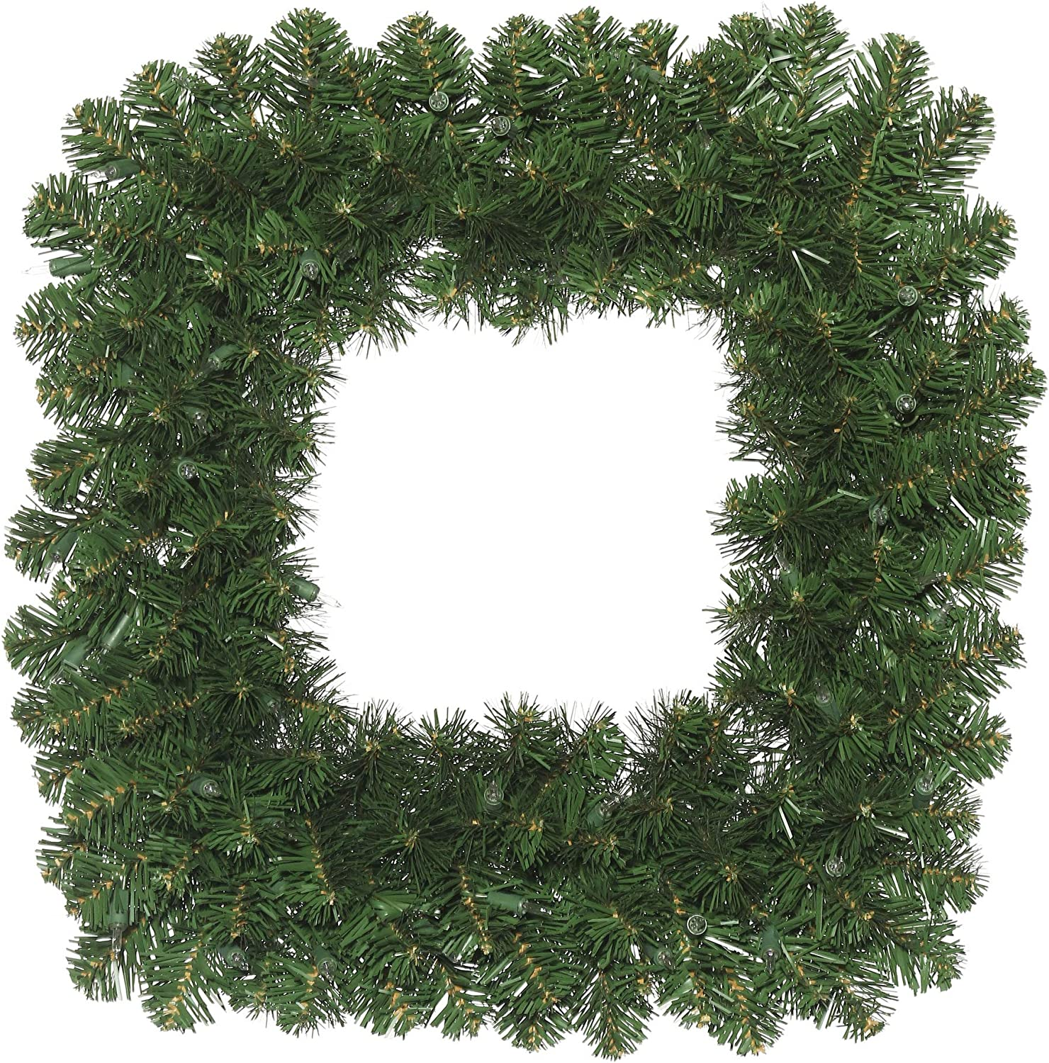 Vickerman Artificial Oregon Fir Christmas-Wreaths, 30