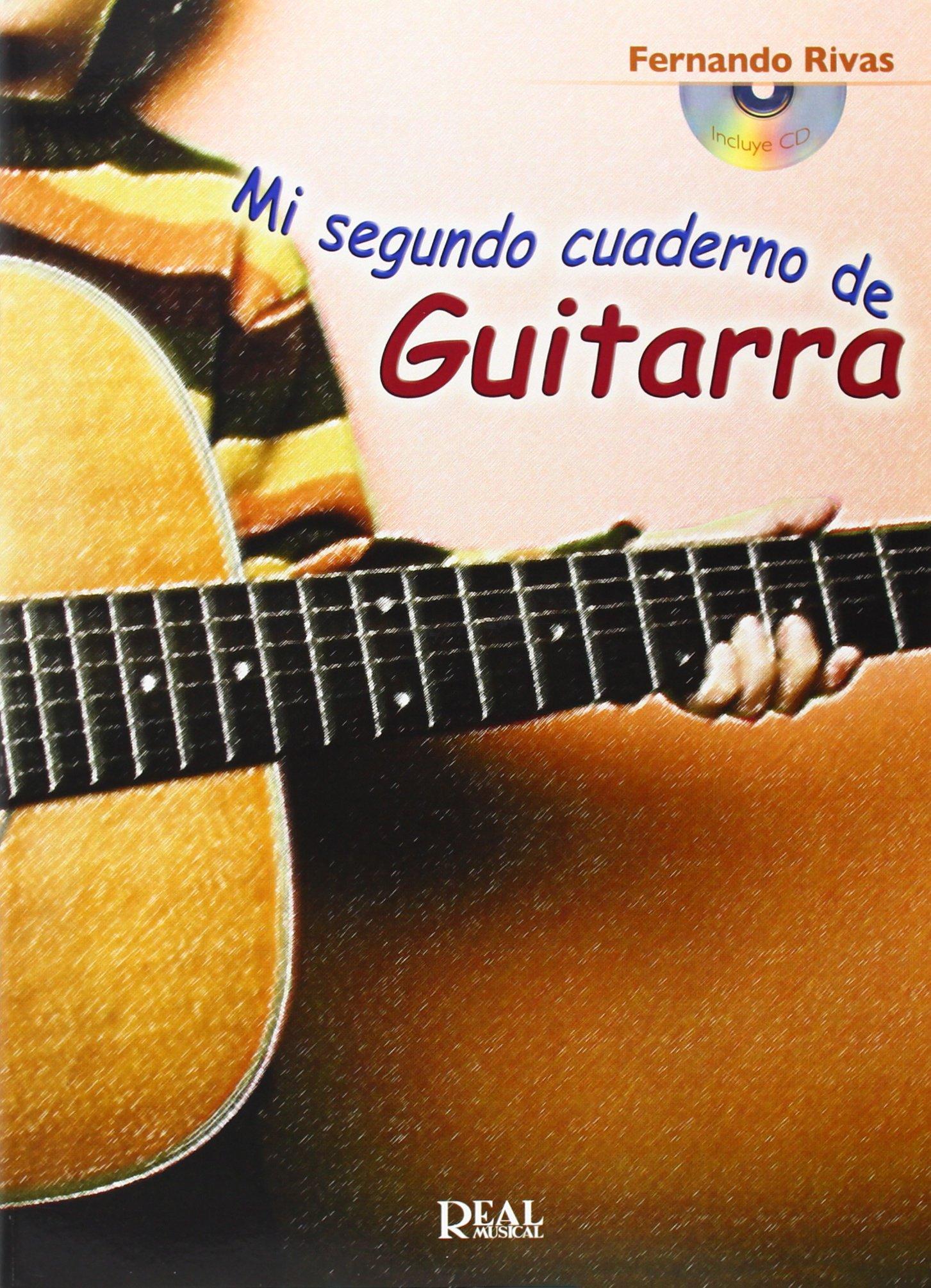 Mi Segundo Cuaderno de Guitarra: Amazon.es: Fernando Rivas ...