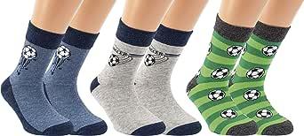 RS. Harmony - Calcetines infantiles de algodón para niños, diseño divertido