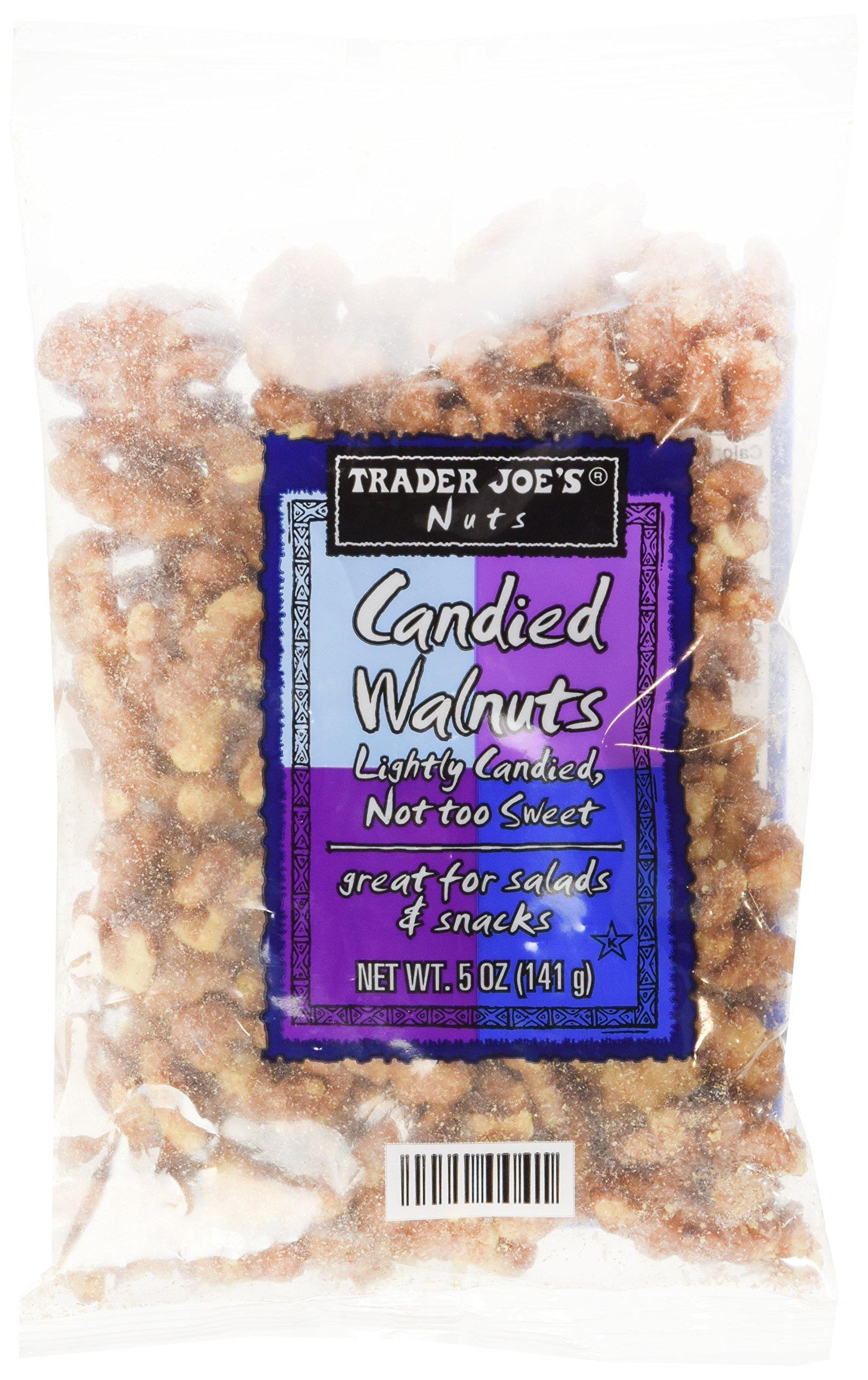Trader Joe's Candied Walnuts (5 Oz)