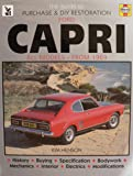 Guide to Purchase and D.I.Y.Restoration of Ford Capri