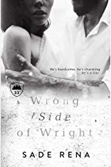 Wrong Side of Wright: A Second Chance Romantic Suspense Kindle Edition