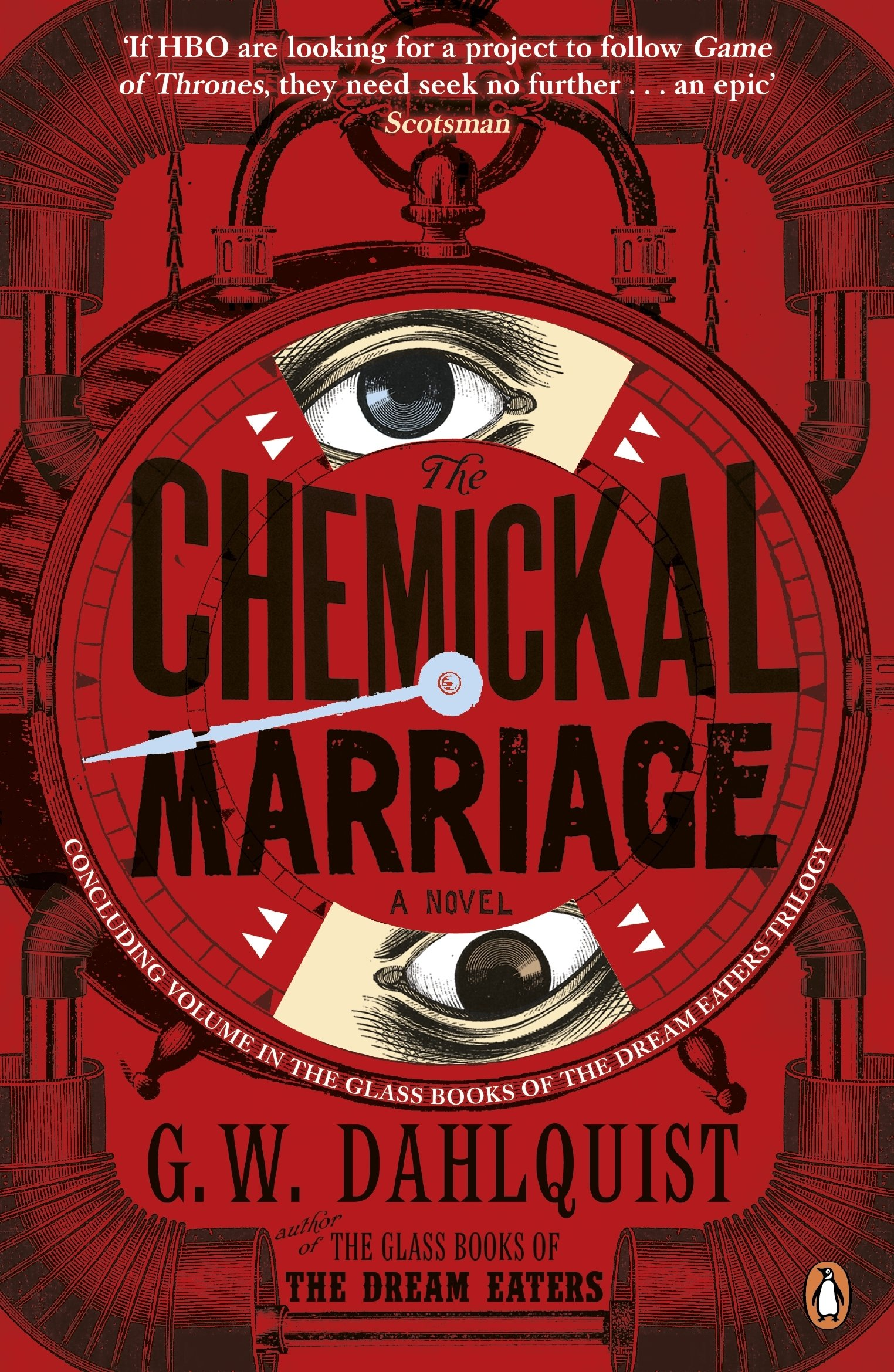The Chemickal Marriage (The Glass Books Series): Amazon.co.uk: G.W.  Dahlquist: 9780670921669: Books