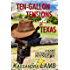 Ten-Gallon Tensions in Texas (A Kate on Vacation Mystery Book 3)