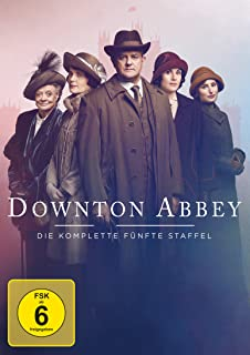 Downton Abbey - Staffel 6 [4 DVDs]: Amazon.de: Hugh Bonneville ...