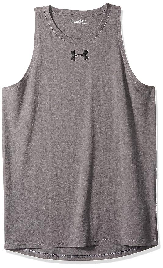0f17708062181 Amazon.com  Under Armour Men s Baseline Tank Shirt