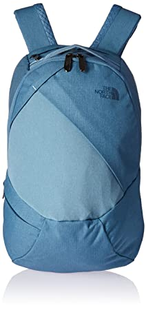 The North Face Womens Electra Backpack Provence Blue Dark Heather Tourmaline Blue