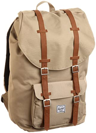 e4ca2c3f52f Herschel Supply Co Little America Backpack Taupe One Size  Amazon.de ...