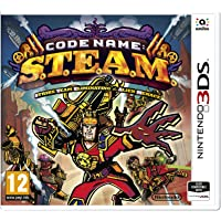 Code Name: S.T.E.A.M. for Nintendo 3DS by Nintendo
