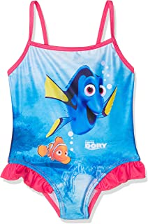 Girls Disney Finding Dory Swimming Costume 2 3 Years Amazoncouk