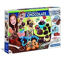 Clementoni - Juego El laboratorio del chocolate (55296)