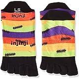 Injinji Run Lightweight No Show Xtralife Socks