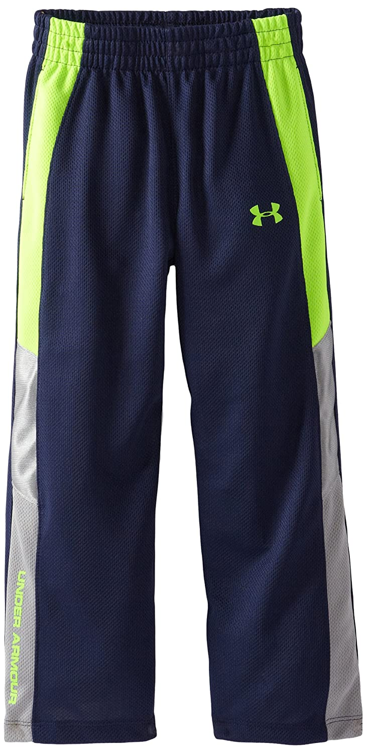 Ser amado saltar escanear  Buy Under Armour Little Boys' Pant with Stripe, Navy, 7 at Amazon.in