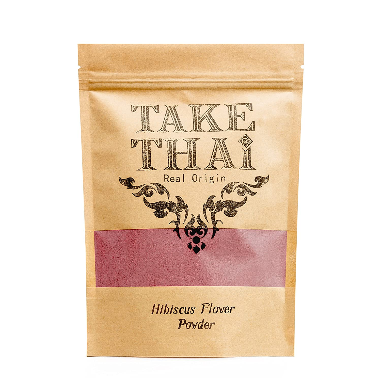 Amazon Take Thai Real Origin Hibiscus Flower Powder