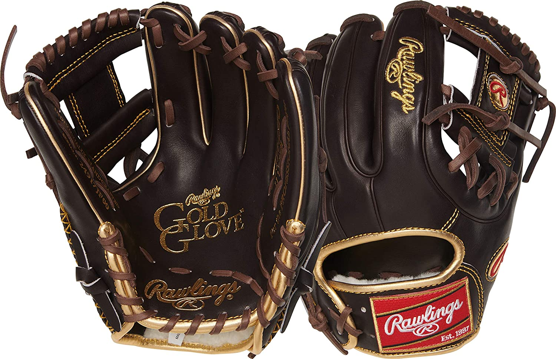 Amazon Com Rawlings Gold Glove Series Baseball Glove Pro I Web 11 5 Inch Right Hand Throw Sports Outdoors