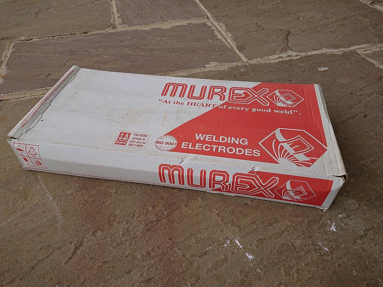 Sairii - Murex Super FASTEX - Welding Electrode - 5.0 x 450mm - 3 x 38 pcs