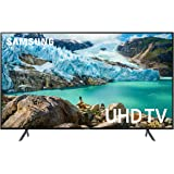 Samsung 43RU7100 43 Inch Flat Smart 4K UHD TV Series 7 (2019) - Black