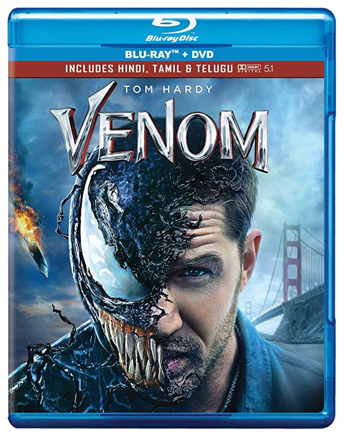 Venom 2018 BluRay 720p 1.2GB [Hindi DD 5.1 – English DD 5.1] MKV