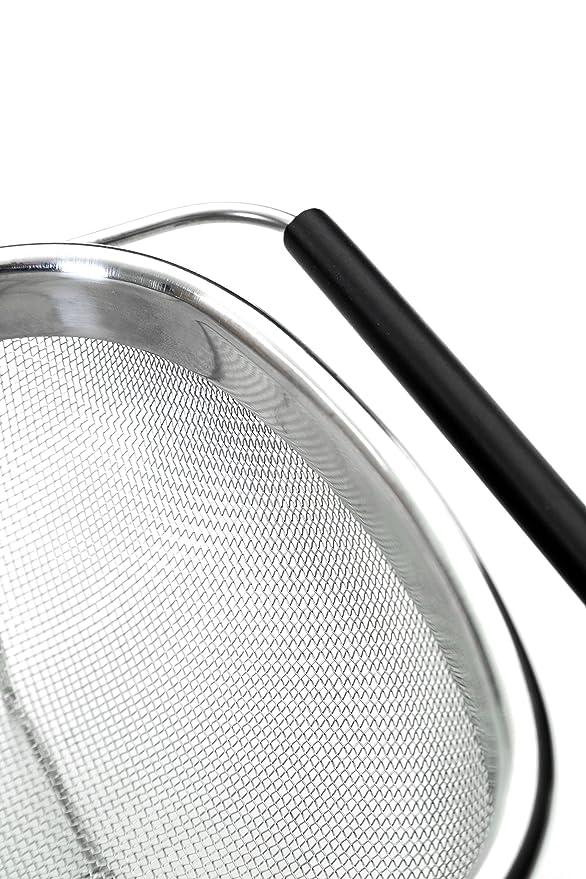Compra Premier Housewares - Escurridor de acero inoxidable para fregadero (11  x 30 x 19 cm 640f7a1bd406