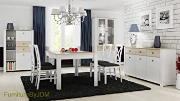 Komplettes Esszimmer Möbel Set \