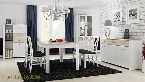 Completo set di mobili per sala da pranzo \