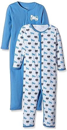 760761ccf Name It Baby Boys NITNIGHTSUIT M B NOOS Sleepsuit