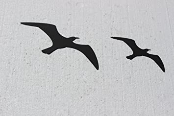 Birds In Flight Set Of 2 Metal Wall Art Part 58