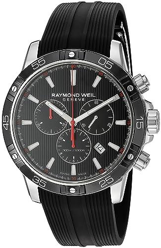 Reloj - Raymond Weil - para Hombre - 8560-SR1-20001: Raymond Weil: Amazon.es: Relojes