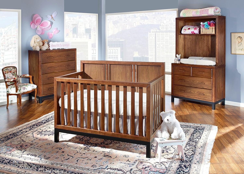 Amazon.com : Westwood Design Park West Conversion Bed Rails, Walnut :  Nursery Bed Rails : Baby