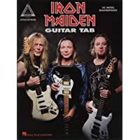 Iron Maiden: Guitar Tab - 25 Metal Masterpieces