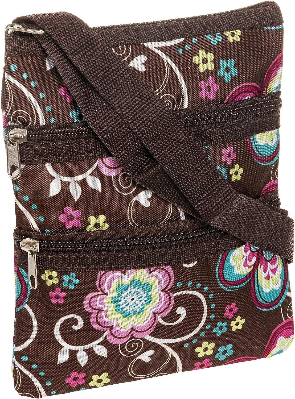 Gen SH Polyester Crossbody Bag