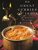50 Great Curries of India [w/dvd]