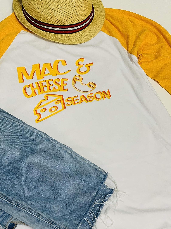 Mac and Cheese Season T-Shirt
