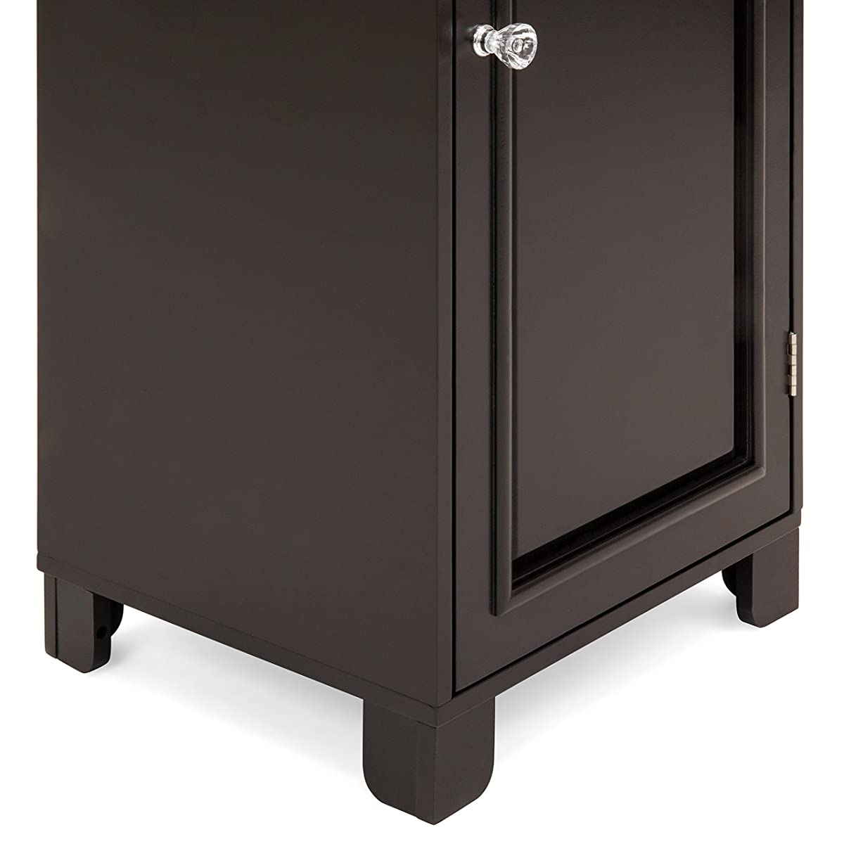 Best Choice Products Elegant Floor Cabinet w/Door (Espresso)