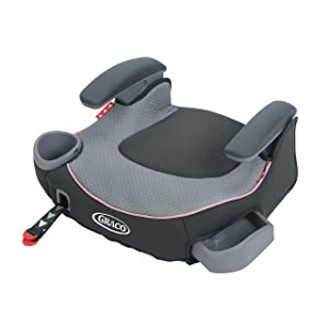Graco TurboBooster LX Backless Booster Seat with Affix LATCH, Addison