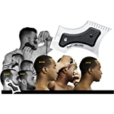 Cut Buddy Multiple Curve Beard Line Shaping Tool | Haircut Template | Mustache Grooming Guide