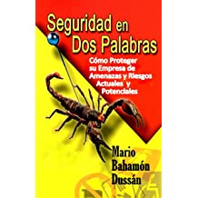 SEGURIDAD EN DOS PALABRAS (Spanish Edition) Jun 01, 2013