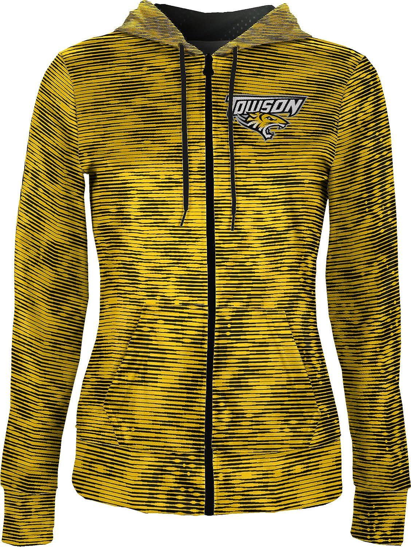 Velocity School Spirit Sweatshirt ProSphere Towson University Girls Zipper Hoodie