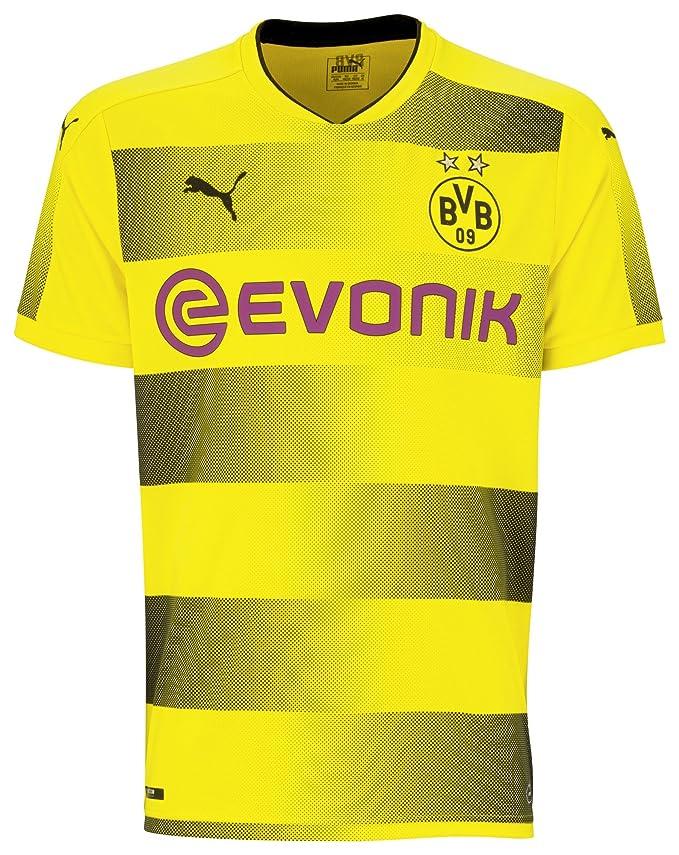 1 opinioni per Puma, maglia del Borussia Dortmund BVB 09 per le partite in casa, stagione